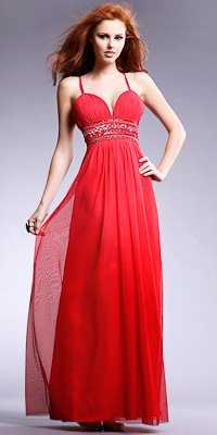 Red Evening Gowns by Scala - Dresses &amp; Skirts