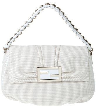 FENDI - &#39;Mia&#39; fabric bag - Chain Strap Bag