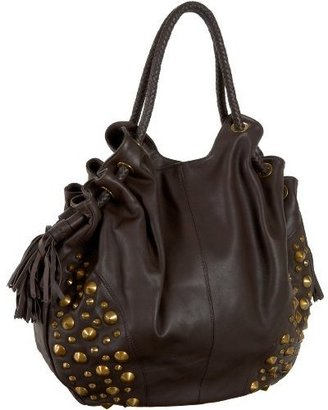 Pour La Victoire Handbags Megan Studded Leather Hobo - Studded Hobo Bag