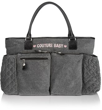 Juicy Couture Juicy Velour Baby Tote - Diaper Bags