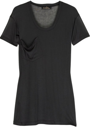 Kain Silk and modal T-shirt - Dress Like Kristen Stewart