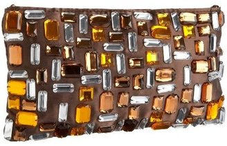 Magid Crystal Stone Clutch - Spring&#39;s Trendy Purses