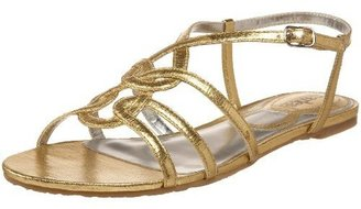 Charles by Charles David Women's Twisty Sandal - Shimmery Gold Sandals