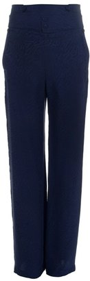 BALENCIAGA - Silk sailor pants - Balenciaga