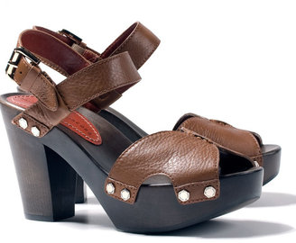 Marc by Marc Jacobs Leather clog - Chic and Easy Clogs