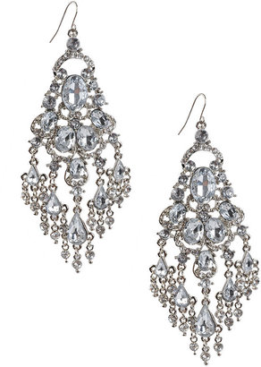 Lavish Chandelier Earrings - Diamond Chandelier Earrings