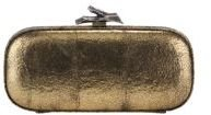 Lytton Minaudiere in Gold Metallic - Metallic Purses