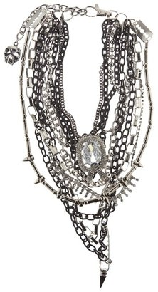 GLYNNETH B JEWELRY - Layered chain necklace - Jewelry