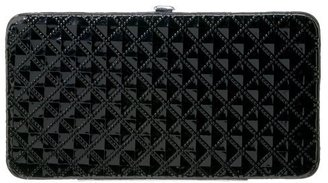 Xhilaration® Stud Clutch Wallet - Black - Xhilaration