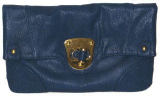 Rumor Foldover Oversized Clutch - Oversized Clutch