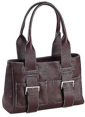 Clava Twin Buckle Tote - Clava