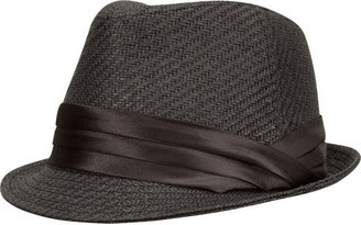 Straw Womens Fedora - Dress Hats
