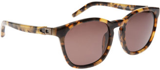Alexander Wang Oval Sunglasses - Brown - Sunglasses