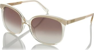 Chlo Gold Accent Sunglasses - Dress Like Hilary Duff