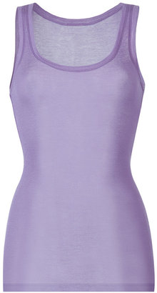 American Vintage Soft Violet Tank-Top - American Vintage