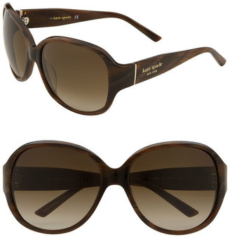 Kate Spade &#39;serena&#39; Oversized Sunglasses - Kate Spade