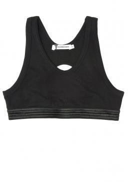 T by Alexander Wang Racerback Bra - Sports Bra
