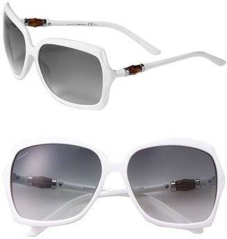 Gucci Oversized Square Sunglasses - Oversized Sunglasses