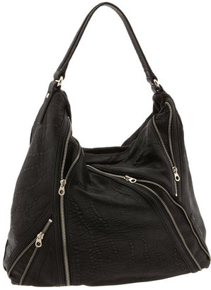 MARC BY MARC JACOBS &#39;Flash  Leola&#39; Leather Hobo - Marc by Marc Jacobs Bags 