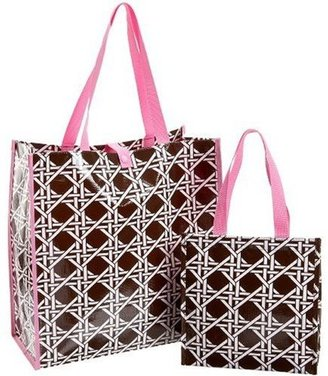 Bella Power Lunch + Pick Up Artist Lunch Bag/Tote Combo - Bella