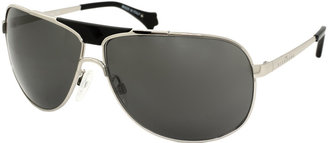 John Richmond Square Aviator Sunglasses - John Richmond