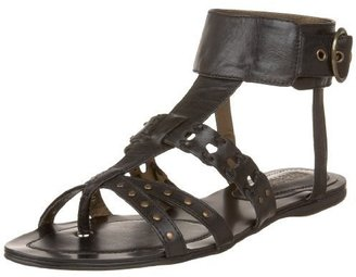 Kenneth Cole REACTION Women&#39;s Gem N Toast Flat Gladiator Sandal - Summer&#39;s Hottest Gladiator Sandals