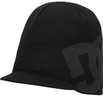 DC Big Star Mens Visor Beanie - Hats