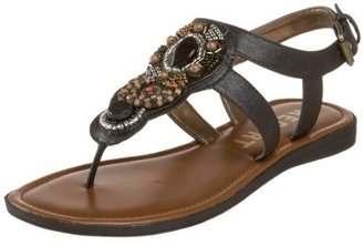 Report Women&#39;s Calla Beaded Sandal - Ethnic Beaded Sandals