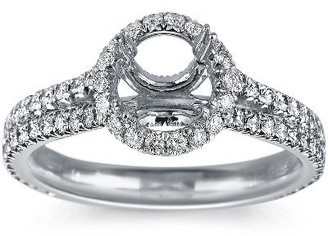 Grand Cirque Ring in Platinum (over 1/2 ct. tw.) - Diamond Ring