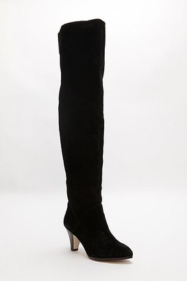 Dolce Vita Suede Over-The-Knee Boot - Over the Knee Boots