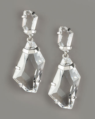 Kenneth Jay Lane Crystal Drop Earrings - Kenneth Jay Lane