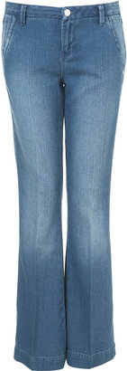 70s Authentic Flare Jeans - Topshop