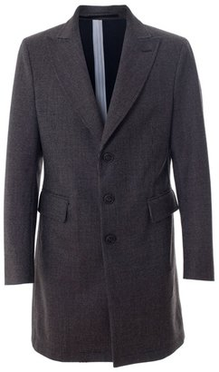 ITALIA INDEPENDENT - Single breast wool jacket - Dress Like Chuck Bass