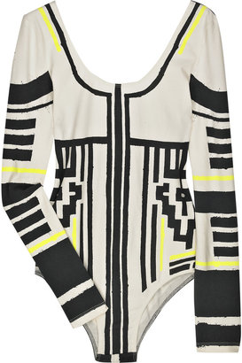 Sass &amp; Bide Be A Believer jersey bodysuit - Pajamas &amp; Intimates