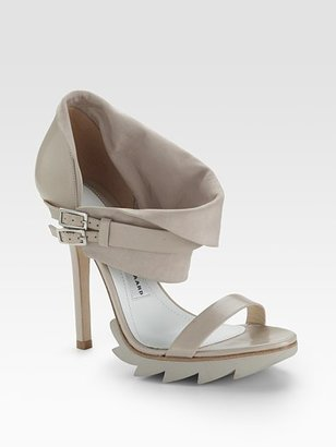 Camilla Skovgaard Collar Sandals - Camilla Skovgaard