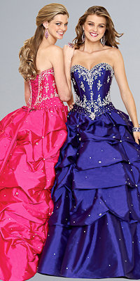 Elegant Ball Gowns by Mori Lee - Princess Dresses
