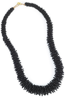 Afrikan Beaded Necklace - Seaside Accessories