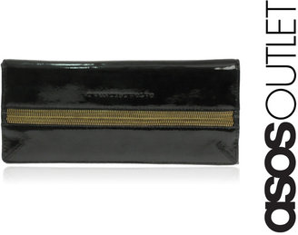 Twenty8Twelve by s.miller Patent Leather Clutch Bag - Handbags