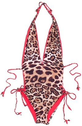 CHERIE&#39;S FLAKES - Leopard print swimsuit - Clothes