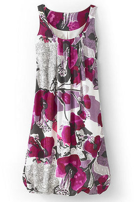 Floral-print dress - Clothes