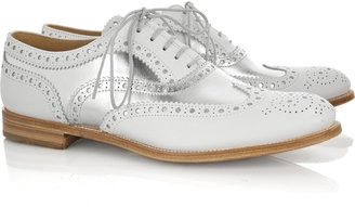 Church&#39;s Burwood metallic brogues - Wingtips
