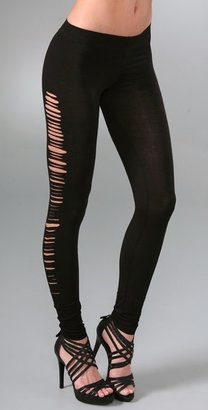 fbb56e2131f7c502004de59674cfb593 Obsessed with: shredded leggings