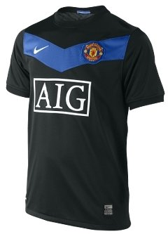 Manchester United Football Club Boys' Soccer Jersey - Manchester United Fan T-Shirts