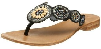 Matisse Women&#39;s Circle Thong - Ethnic Beaded Sandals