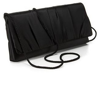 La Regale Handbag, Satin Clutch - La Regale