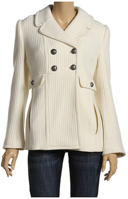 Juicy Couture Holiday Peacoat - The Jackie O Jacket