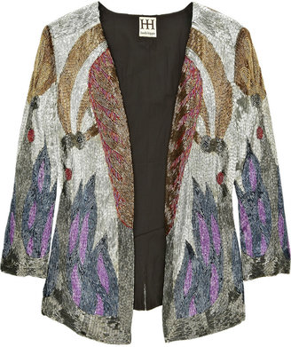 Haute Hippie Beaded short jacket - Clothes