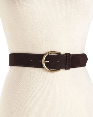 Lauren by Ralph Lauren Belt, Suede - Lauren Ralph Lauren