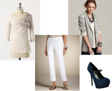 Theory, Chico's, Anthropologie
