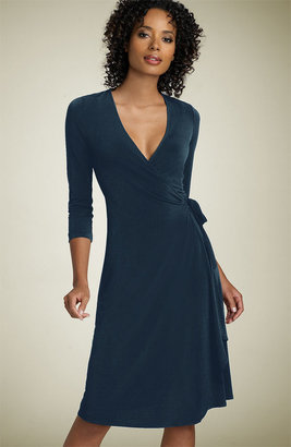 Wrap Dresses For Petites: BCBG